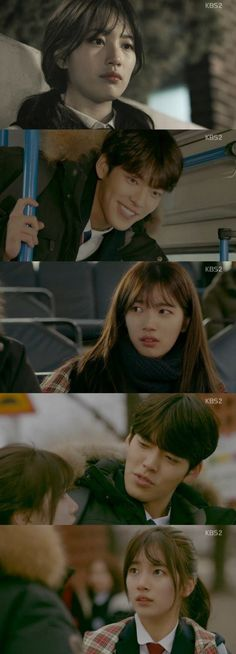 [Spoiler] Added episode 2 captures for the #kdrama 'Uncontrollably Fond'
