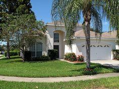 8078 King Palm Circle, Kissimmee FL is a 5 Bed / 3.5 Bath vacation home in Windsor Palms Resort near Walt Disney World Resort