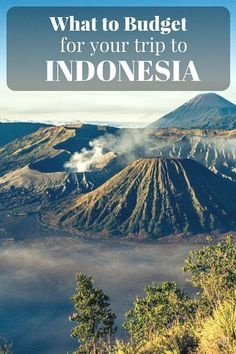 to Budget for your trip to Indonesia. We break down the cost of accommodation, transportation, activities, food and give helpful tips on how to save money while traveling through Indonesia. Medan, Travel Guides, Travel Tips, Budget Travel, Transportation Activities, Bali Travel, Amazing Adventures, Komodo, Southeast Asia