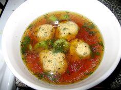 yummy matzah balls :)