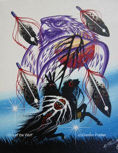 Thunder Eagle by Gordon Fiddler
