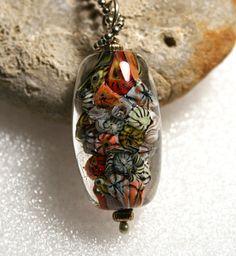 Jeanniesbeads Lampwork Beads 2814 by JEANNIESBEADS on Etsy, $75.00