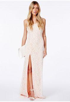 Inkeri Lace Maxi Dress - Dresses - Maxi Dresses - Missguided