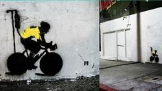 Armstrong by Banksy