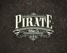 pirate  by tomekbiernat - Vintage/Retro Logo - logopond.com - #logo # design