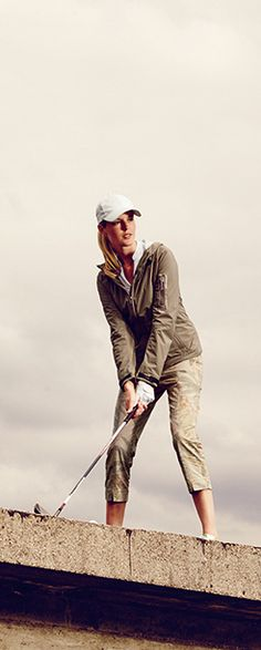 Let your golf game lose the limits: the Bogner Sport Golf Spring/Summer 2016 collection is inspired by the game of cross-golf. Cross-golf brings the game of golf off the green to anywhere you want to play, and the new collection is designed to let you play your best anywhere. Stay tuned for more looks.