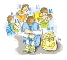 """... ACOSO ESCOLAR. Sin embargo, Díaz marca que """"el chico es consciente de lo que hace. Es cierto que a menor edad hay menos conciencia en cuanto a las consecuencias y a armar una estrategia. Pero en niños de entre 6 y 8 años podemos hablar de que existe conocimiento de que pueden dañar al otro"""". http://www.lanacion.com.ar/1628166-cual-es-el-perfil-de-un-chico-que-realiza-bullying-sobre-sus-pares http://www.eduinnova.es/monografias2010/nov2010/maltrato.pdf"""