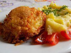 Kuřecí horní stehna ve strouhaném sýru Poultry, Chicken, Meat, Cooking, Food, Kitchen, Backyard Chickens, Essen, Meals