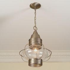 Nautical Hanging Lantern --- Shades of Light --- $149