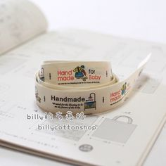 A personal favorite from my Etsy shop https://www.etsy.com/listing/202714286/k868-cotton-tape-sewing-tape-ribbon