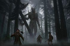 Forest- by Putir Duya