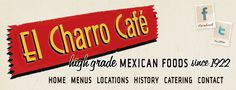 El Charro Cafe, in Tucson since 1922. Only place I've found that serves the real machacha (carne seca as they call it).