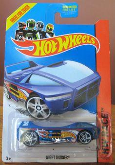 "2014 Hot Wheels Treasure Hunt ""Night Burner"""