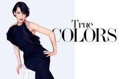 Cover Story | Lucy Liu : True Colours | Magazine | NET-A-PORTER.COM