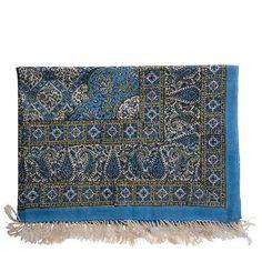 Persian Ghalamkari Tapestry Table Cloth Calico 150 × 100 cm #Tapisserie #タペストリー  #atrian #AsianOriental