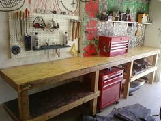 set up workbench and storage - Google Search to build in our new apt (in the future)