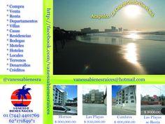Propiedades exclusivas para ud. en Acapulco