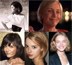 Medium short hairstyle  #hairstyle #mediumshorthair #celebrityhair