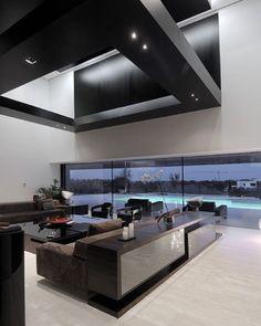 Living room - Inspiração  #architecture #design #homedecoration #decoration…