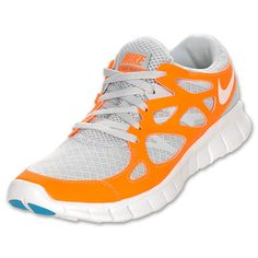 these will be my next pair of nike frees... gotta embrace an orange shoe eventually!