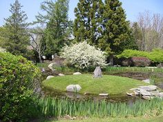 Hammond Museum and Japanese Stroll Garden, North Salem, NY