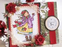 A Project by sophiestoys from our Stamping Cardmaking Galleries originally submitted 01/07/12 at 07:48 PM
