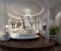 Waffle Beamed Coffered Tray Bulkhead Cathedral Trimwork Ceilings ...