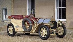 1908 Thomas Flyer Model F 4 60hp Tourer