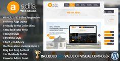 Adila: Multipurpose Business WordPress Theme - http://fitwpthemes.com/adila-multipurpose-business-wordpress-theme/
