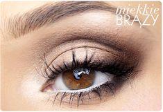 Smoky Eyeshadow, Smokey Eye, Light Smoky Eye, Makeup Art, Eye Makeup, All About Eyes, Best Makeup Products, Hair And Nails, Lip Gloss
