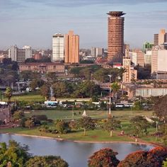 Nairobi, Kenya. Been there in 1991 for over a month as a missionary when i was single.