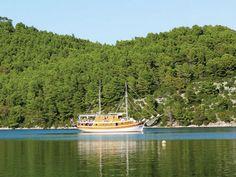 Dalmatie, Croatie - Magnifique rando goélette en Croatie - Bon plan voyage de Belvedair à partir de 1360€