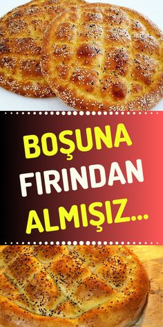 Carb Replacement, Turkish Kitchen, Iftar, Turkish Recipes, How To Make Bread, Food Preparation, The Best, Dessert Recipes, Food And Drink
