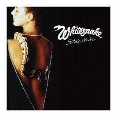 """L'album dei #Whitesnake intitolato """"Slide it in"""" in edizione limitata su vinile bianco con copertina cartonata gatefold."""