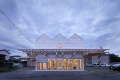 Four Rectangles / Jun Igarashi Architects