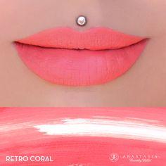 anastasia beverly hills neon coral retro - Google 검색 | Cosmetics ...