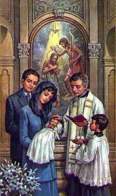 Blog: Parents, don't delay Baptism for your infants!