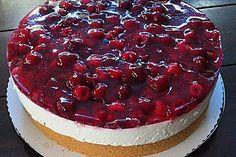 Himbeer - Käsesahne - Torte 3