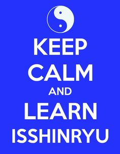 I am a junior advanced black belt in this style of Karate. Isshinryu was founded by Master Shimibuku and he past it down to his son and son - in - law. Isshin Ryu, Isshinryu Karate, Okinawan Karate, Keep Calm Posters, Little Dragon, Okinawa Japan, Pottery Painting, Black Belt, Art Studios
