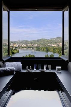 Pamper yourselves in Portugal at the AquaPura Douro Valley Hotel.    www.edenforyourworld.com