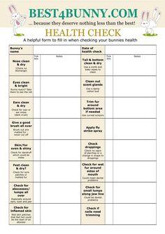 Health-check-form
