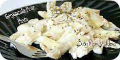 Gorgonzola Pear Pasta on MyRecipeMagic.com