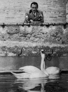 Agustí Centelles- Salvador Dalí