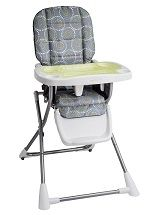 If you are looking for ideal products for your growing baby then together with bibs, garments, mittens and rattlers evenflow small fold up high chair galaxy is the most suitable for him.