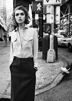 arizona muse by lachlan bailey - vogue uk august 2011