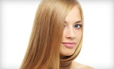 Keratin Treatment with Optional Women's Haircut at Spencer Malay Hair Salon and Med Spa (Up to 82% Off)!