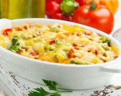 Gratin de colin au bacon et légumes : http://www.fourchette-et-bikini.fr/recettes/recettes-minceur/gratin-de-colin-au-bacon-et-legumes.html