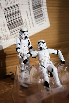 365 days of stormtroopers