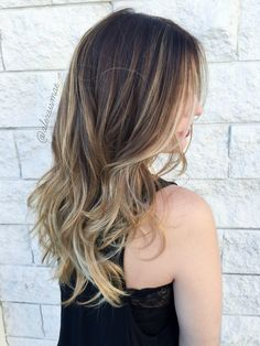 Alexsis Mae : Fall Sombre Hair Color ft. NEW Redken Shades Eq 09P