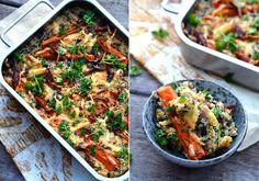twin-food.dk quinoa-gratin-med-kylling-soltoerrede-tomater-og-spinat